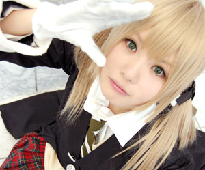 cosplay, maka, and soul eater image