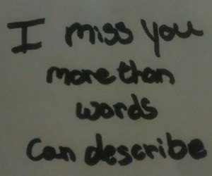 i miss you, cute quotes, and miss you quotes image