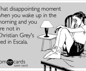 christian grey, fifty shades of grey, and escala image