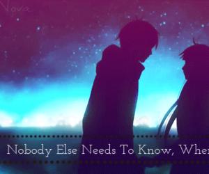 anime, romance, and sawako image