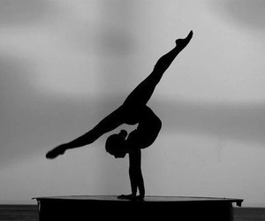 ballet, cool, and fitness image
