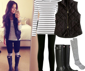 fashion, style, and women clothes image
