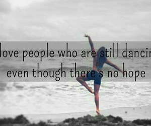 dance, hope, and life image