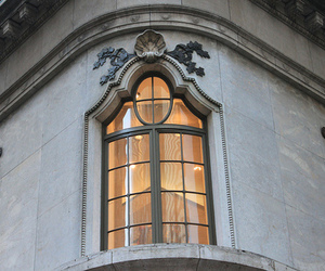window, architecture, and luxury image
