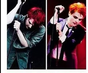 gerard way, my chemical romance, and music image