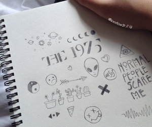 art, tumblr, and the1975 image