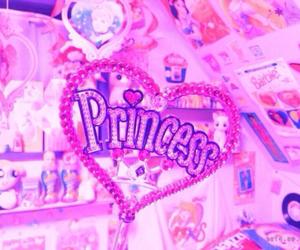 american, pink, and princess image