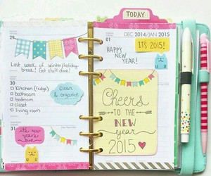 filofax, planner, and cute image