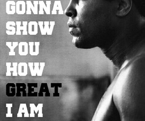 muhammad ali, quotes, and motivation image