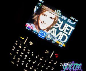 blackberry and david guetta image