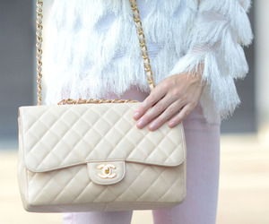 bracelets, chiara, and chanel nude pink white image