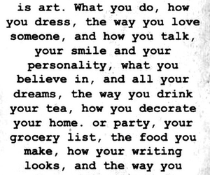 life, art, and quotes image