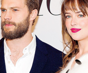 Jamie Dornan and dakota johnson image