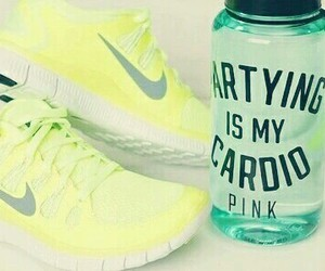 nike, sport, and yellow image