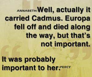 Died, fall, and annabeth image