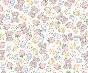 kawaii, wallpaper, and cute image