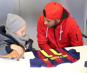 neymar jr, davi lucca, and neymar image