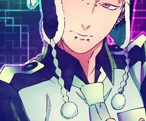 anime, bl game, and dramatical murder image