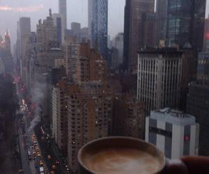 coffee, good morning, and ny image
