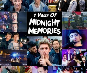memories, midnight, and 1 year image