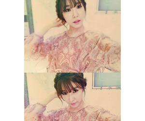 girls generation, snsd, and tiffany hwang image