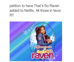 please, netflix, and that's so raven image