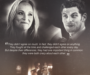 klaroline, the vampire diaries, and caroline image