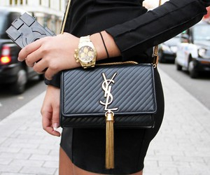 YSL, fashion, and bag image