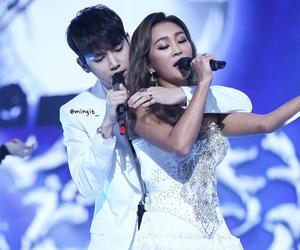 hyorin, jooyoung, and kpop image