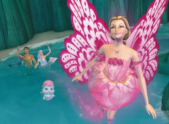 elina, mermaidia, and magic of the rainbow image