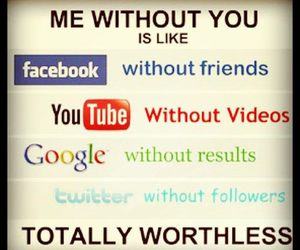 facebook, google, and twitter image