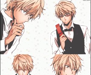 anime, drrr!!, and shizuo chan image