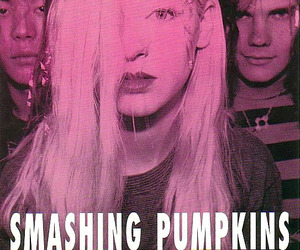 smashing pumpkins, billy corgan, and grunge image