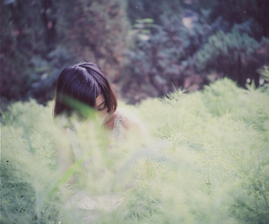 fairytale, girl, and nature image