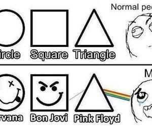 nirvana, Pink Floyd, and bon jovi image