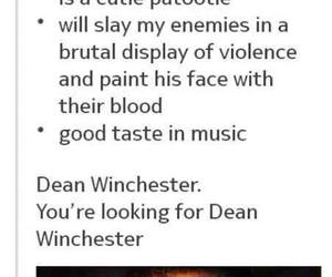 boy, dean winchester, and happy image