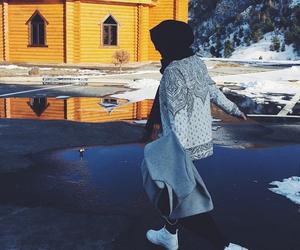 islam, fashion, and hijab image