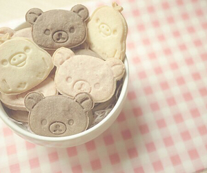 cute, food, and Cookies image