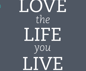 life, love, and wallpaper image