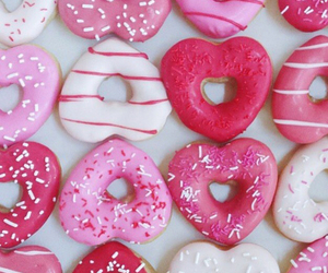 doughnut, Dream, and frosting image