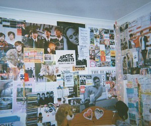 indie, room, and hipster image