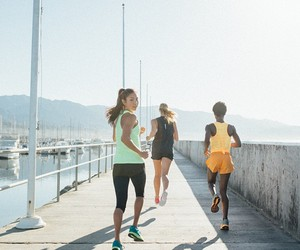 fit, sport, and girls image