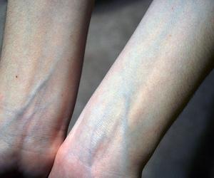 veins, wrist, and arms image