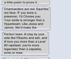 text, poem, and pokemon image