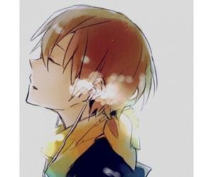 anime boy and anime art image
