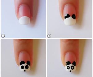 nails and panda image