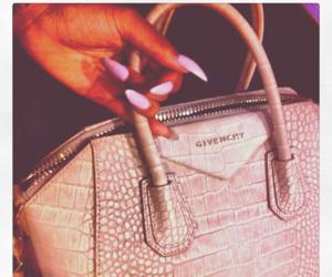 nails, Givenchy, and fashion image