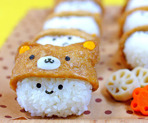 food, kawaii, and japan image