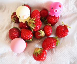 strawberry, not mine, and takochu image