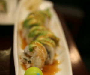 sushi, yum, and takochu image